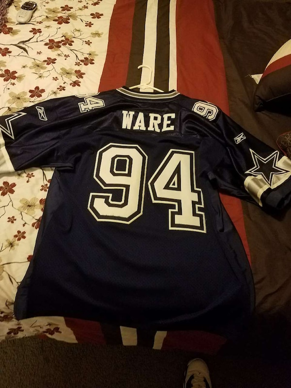 new style 07afc 7a14e DeMarcus Ware Cowboys Jersey size XL