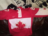red and white Nike jersey shirt Edmonton, T5E 2T5