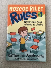 Roscoe Riley Rules: Book #1: Never Glue Your Friends to Chairs Gaithersburg, 20878