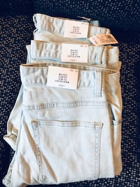 Neufs - Jeans Forever 21 - W32/L32 Lachine, H8S