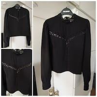 Wilfred Delaney Blouse Vancouver