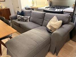 IKEA Ektorp Sectional Sofa