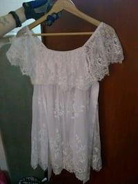 Sheer dress large  Colorado Springs, 80909