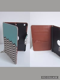 brown leather iPad cover Provo