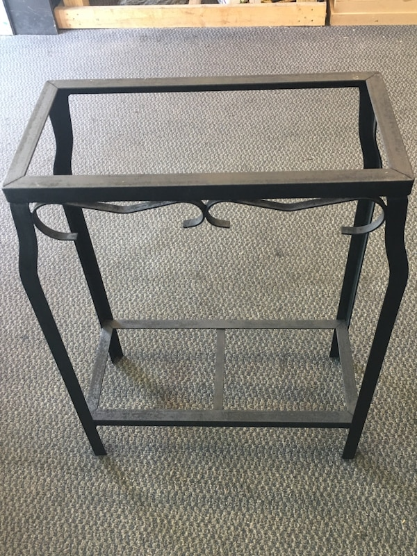 Used 10 gallon metal stand for a fish tank $20 for sale in ... 10 Gallon Fish Tank Stand Metal