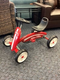 New Radio Flyer Pedal Go Kart