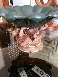 Vintage candy bowl on a stand (monkeys) Laval, H7G 1G2