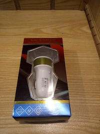 USB car charger new with box unused  Stockholm, 112 33
