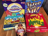 Board Games - Assorted - $30 for all games shown! Toronto, M5A 2N4
