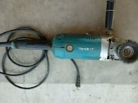 blue and black Makita angle grinder San Jacinto, 92583