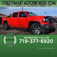2016 GMC Sierra 1500 Colorado Springs, 80905