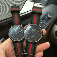 Gucci Weave Couple Watch Chicago, 60604