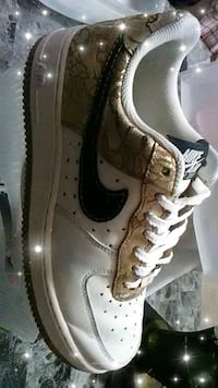 Af1, size 7.5 limited editions wore twice Richmond, 47374