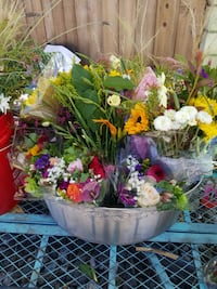Floral aragments and Bouquets