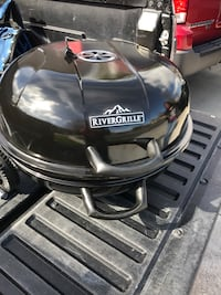 Gray rivergrille charcoal grill Corona, 92881