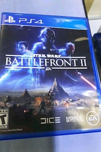 PS 4 console game