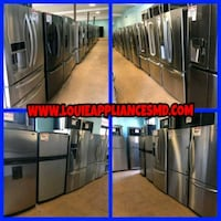 New and used Refrigerator~10% off Reisterstown, 21136