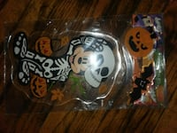 Mickey Mouse Halloween gel window sticker Toledo, 43605
