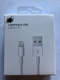 1M Lightning Cable. MFi and Apple certified Rocklin, 95678