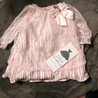 BRAND NEW! Rare Editions baby girl dress San Leandro, 94577