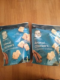 2 Animal Cracker Bags West Haven, 06516