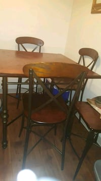brown wooden dining table set Rancho Cordova, 95670