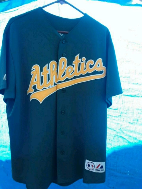 Used Oakland Athletics Sports Jersey for sale in San Jose - letgo b15faac58