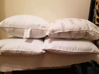 4 pillows- $10 FOR ALL Henderson, 89074