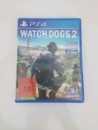 PS 4 Watch Dogs 2 Demetevler Mahallesi, 16290
