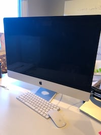 Apple iMac 27 (Like New!) 8 km