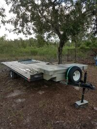 Deck Over Trailer, 14x7 Tampa, 33603
