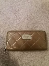Michael Kors quilted leather wallet Edmonton, T6G 0H6