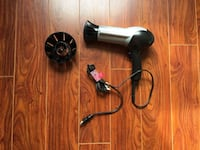 Conair hair dryer Excellent working condition  Markham