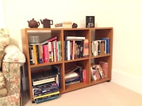 Bookcase Solid Pine Chevy Chase, 20815