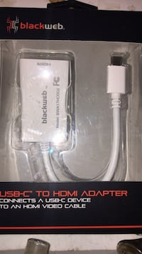 HDMI ADAPTER USB-C to HDMI video cable Roseville, 95678