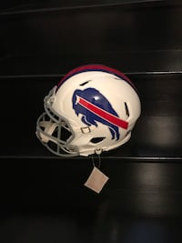 Buffalo Bills Authentic Full Size NFL Helmet Vaughan, L4H 0V4