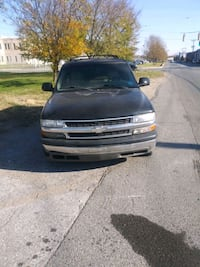 03 tahoe parts truck only