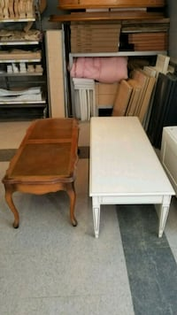 two brown wooden coffee  tables Newmarket, L3Y 8C4