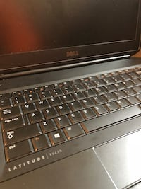black and gray HP laptop Arlington, 22204