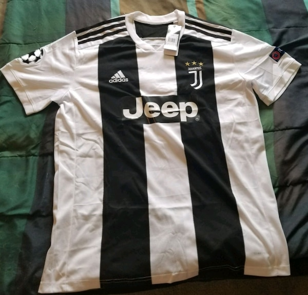 88be9d8a4cd Used Ronaldo Juventus Champions league edition jersey for sale in Orlando -  letgo