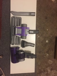 grey and purple vacuum cleaner parts Richmond, 47374