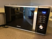 Samsung 1.1 cu. ft. Countertop Microwave Oven with sensor MS11K3000AS Palatine, 60067