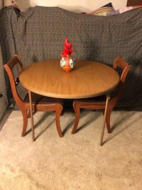 Two person dining table ( can seat 4)  Alexandria, 22306
