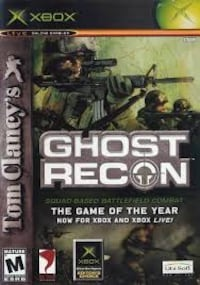 Tom Clancy's Ghost Recon for Xbox