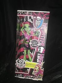 "Monster High doll-""Venus McFlytrap"" 2391 mi"