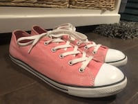 Converse all star womens eunmers ~ size 10