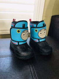 Toddlers snow boots