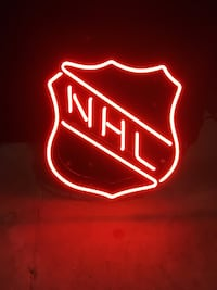 NHL neon light Salem, 03079