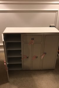 Our Generation/American Girl Doll Closet and Vanity