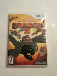 Wii Game.    How to train a dragon 2 Grant, 35747
